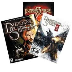 Dungeon Siege Bundle [Steam] @ Amazon.com