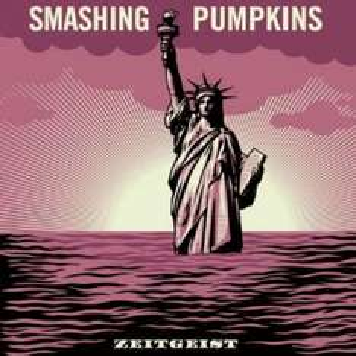 Smashing Pumpkins - Zeitgeist (CD & DVD) für ca. 4,08€ @ WOWHD