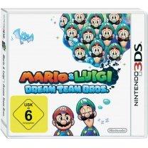 [3DS] Mario & Luigi: Dream Team Bros. 29,98€ Versandkostenfrei, Zahlung auf Rechnung möglich