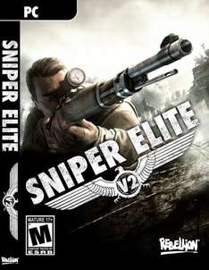 Sniper Elite V2 Bundle + DLCs [Steam] für 7.75€ @Amazon.com