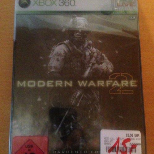 [Lokal Saturn Passau] Call of Duty Modern Warfare 2 Hardened Collectors Edition Xbox 360
