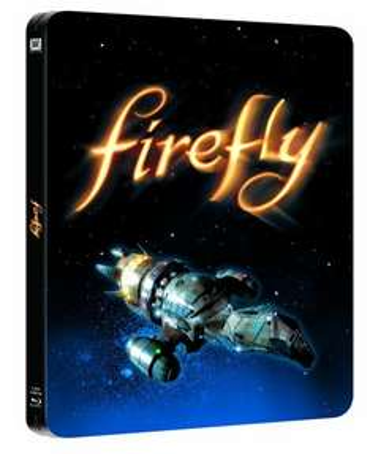 Firefly - The Complete Series (Limited Edition Steelbook) Blu-ray bei Amazon.uk für 16 Pfund + Versand