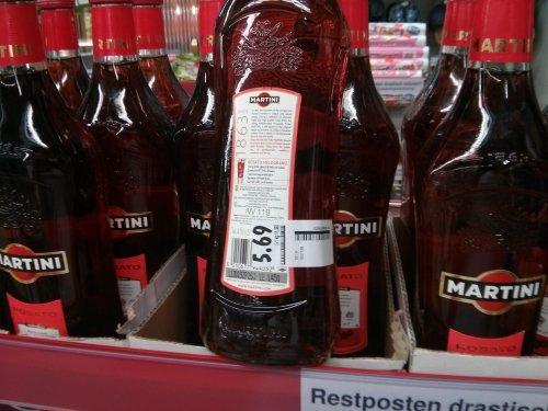 Kaufland Lüneburg lokal: Martini Rosato 0,75l für 5,69€