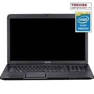 "Metro: Toshiba 17,3""-Notebook C870-1GW"