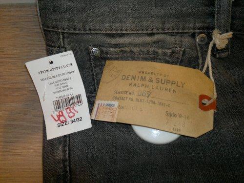 [Galeria Kaufhof Hannover] Ralph Lauren Denim & Supply Jeans für 49,95 €