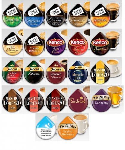 [Offline: Edeka Hessenring/ Herkules // auch andere Regionen?] Tassimo T-Disc verschiedene Sorten für 3,33€ (Kaffee/Tee/Schoko...)