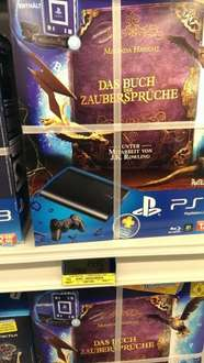 [METRO KASSEL] PS 3 Superslim 12 GB + Move + Wonderbook