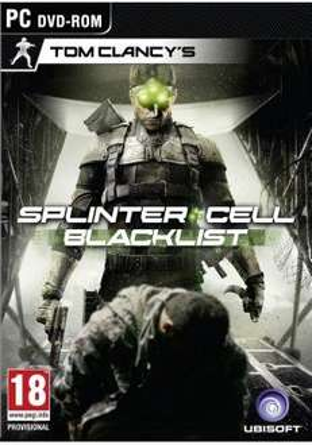[Uplay] Tom Clancy's Splinter Cell: Blacklist Upper Echelon