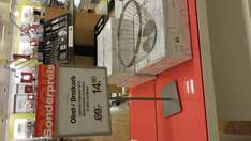*lokal  und offline in Bielefeld ?Galeria Kaufhof* Villeroy & Boch Obst-/Brotkorb aus Edelstahl für € 14,90 statt € 69,-