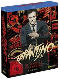 Tarantino XX [Blu-ray] für 56,89€ @media-dealer.de