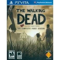 [PS Vita] The Walking Dead für 19,54 € [PLAY-ASIA.COM]