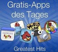 11 Gratis-Apps im Amazon-App-Store: Shazam, Angry Birds, Cut the Rope, SwiftKey, World of Goo, ...