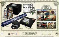 [XBOX 360] Grand Theft Auto V - Collectors Edition