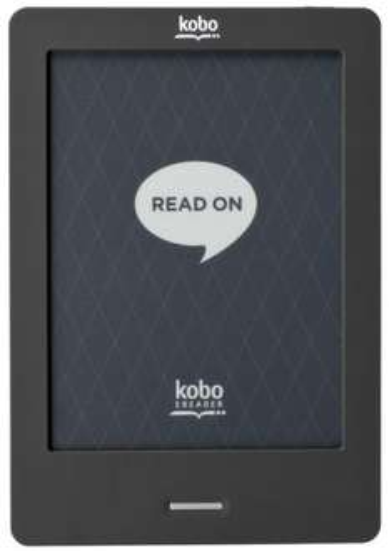 Kobo eReader Touch 2GB in schwarz für nur 49,- EUR inkl. Versand