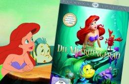 UCI-Movie Points einlösen gegen Disney (Arielle/Dschungelbuch) DVD/Blu Ray