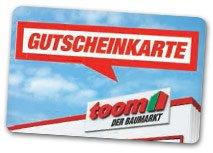[TOOM Baumarkt] 10€ Gutscheinkarte für Newsletter-Anmeldung