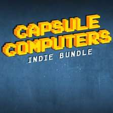 Capsule Computers Bundle [tlw. Steam]@Groupees ab 76 Cent