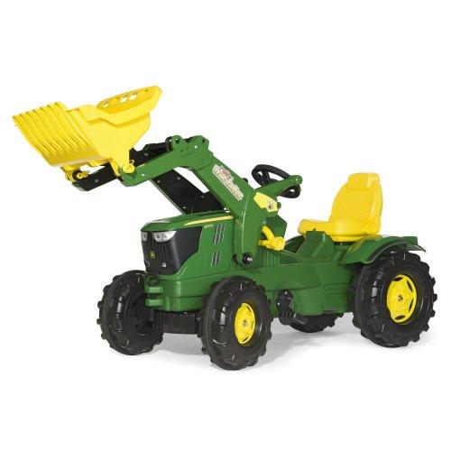 Rolly Toys rollyFarmtrac John Deere 6210R mit Lader