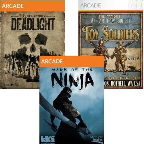 5-Game Arcade/Indie Pack [Steam] für 5.65€ @Amazon.com