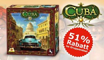 Brettspiel Cuba - Gruppendeal