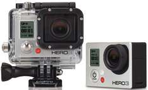 GoPro Hero 3 Silver Edition ~233 €