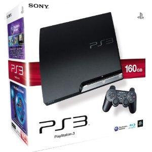 PlayStation 3 Slim 160GB für £199.99