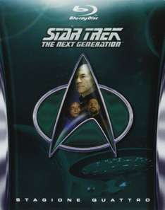 Star Trek - The Next Generation SEASON 4 Blu-ray