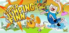 [Amazon] Gratis-App des Tages:  Super Jumping Finn