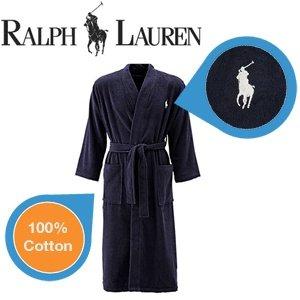 Ralph Lauren Bademantel für den Herrn – Dunkelblau, 75,90 Euro auf ibood
