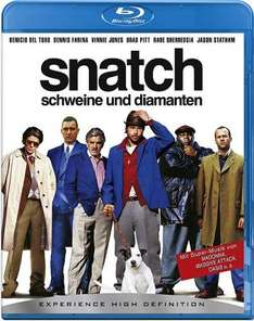 Snatch - Schweine und Diamanten [Blu-ray] @amazon.de