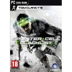 [Uplay] Tom Clancy's Splinter Cell Blacklist Upper Echelon EU Key
