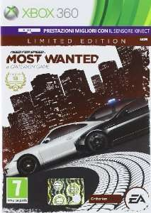 XBOX 360: Need for Speed Most Wanted für 13,95€  @amazon.fr