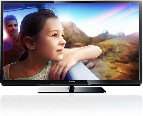 AMAZOH WHD (wie neu) Philips 32PFL3107K/02 81 cm (32 Zoll) LED-Backlight-Fernseher, EEK A (HD-Ready, 100Hz PMR, DVB-T/C/S2, CI+) schwarz