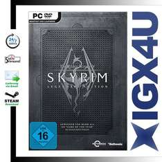 Skyrim Legendary Edition für PC [Steam Key]