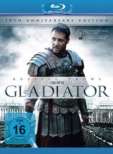 Gladiator (10th Anniversary Edition) [Blu-ray] @ amazon.de