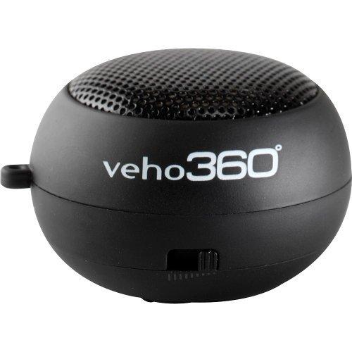 Veho VSS-001-360 Rechargeable Pop Up Lautsprecher für Apple iPods und MP3 Player für 8,49€ @Amazon.de