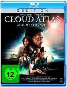 Cloud Atlas [Blu-ray]  @ amazon.de