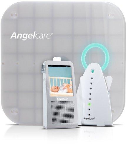[amazon.co.uk] Babyphone - Geräusch- und Bewegungsmelder mit Video-Überwachung Angelcare AC1100