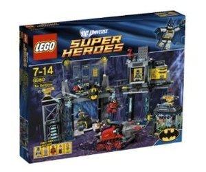 Galeria Kaufhof LEGO SUPER HEROES Die Bathöhle 6860 für 49,99 € nur Sonntag 01.09.2013