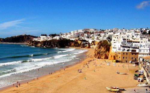 Reise: 1 Woche Portugal / Algarve ab Stuttgart oder Frankfurt (Flug, Transfer, gutes 4* Hotel) 183,- € p.P. (November)