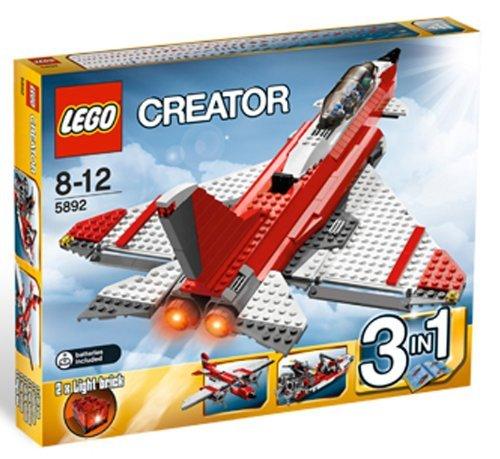 """Lego™ - """"Creator: Jet 3 in 1"""" (5892) für €24,99 [@MeinPaket.de]"""