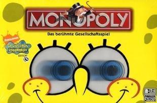 Monopoly SpongeBob für nur 17,99 EUR inkl. Versand