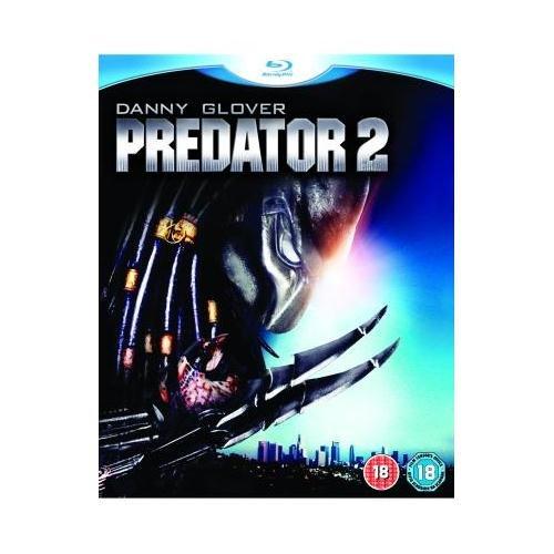 Blu-ray - Predator 2 für €6,99 (15 Prozent Aktion auf alle Artikel) [@Wowhd.co.uk]