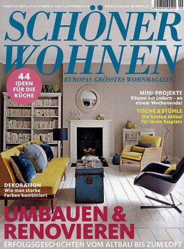 """""""SCHÖNER WOHNEN"""" Jahresabonnement für effektiv 6€"""