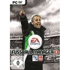 [Download] Fussball Manager 13 (3,78€) und FIFA 13 (7,56€) @ Amazon.com