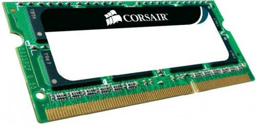 Corsair™ - 4GB SO-Dimm DDR3-1333 Speicherriegel (CL9,1.5V) ab €25,18 [@Voelkner.de]