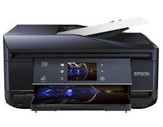 Epson Expression Photo XP-850  (Drucker, Scanner, Kopierer, Fax, WiFi, Ethernet, Duplex) für 197,83 € @ MeinPaket