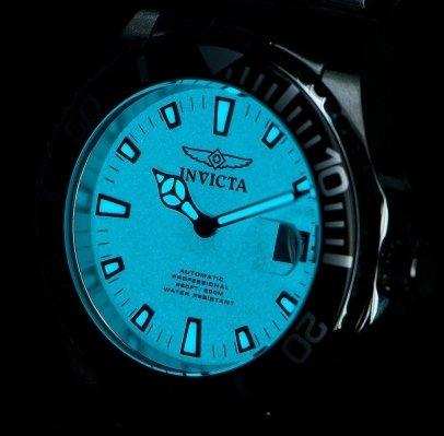 Invicta Pro Diver Automatik für 83,20€ @amazon.co.uk