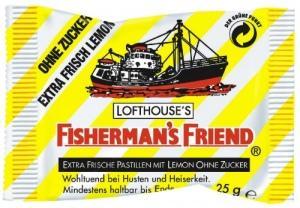 Fisherman's Friend 2 tüten je 25g plus Dose nur 99 Cent