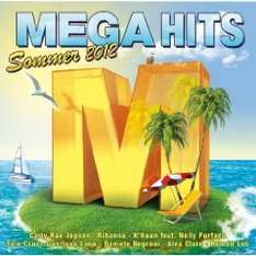 MegaHits Sommer 2012 / @Amazon mp3 Downloads / 43 Songs & 4 Videos